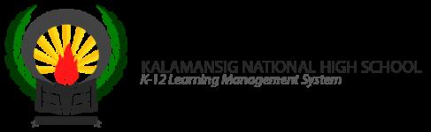 Kalamansig National High School - LMS